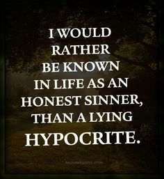 Hypocrite Quotes on Pinterest   Toxic Family Quotes, Intimidation ... via Relatably.com