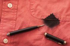 Découvrez 4 astuces ultra efficaces pour enlever définitivement et rapidement une tache d'encre !
