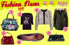 FASHION NEWS OCTUBRE 2014