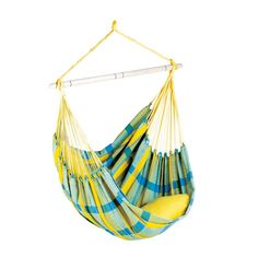Amazonas Brasil Hanging Chair-Lemon | AZ-2030240 | £93.60