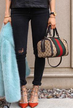 Gucci and Valentino New Handbags, Gucci Handbags, Luxury Handbags, Designer Handbags, Leather Handbags, Gucci Purses, Gucci Bags, Designer Bags, Gucci Designer