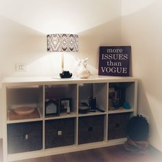 More issues than Vogue Minimalist Apartment, Shelving, Vogue, Living Room, Cool Stuff, Bedroom, Modern, Home Decor, Shelves