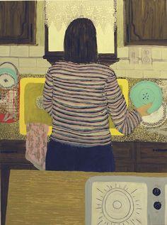 Yellow Sink -giordanne salley