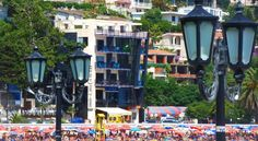 Undiscoverd Ulcinj: A Montenegrin Gem For The Intrepid Traveller Sandy Beaches, Sounds Like, Montenegro, Where To Go, Times Square, Surfing, Gems, Places, Travel