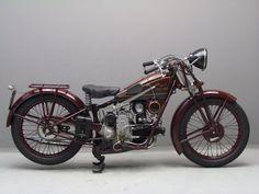 Moto Guzzi 1932 Sport 15 500 cc