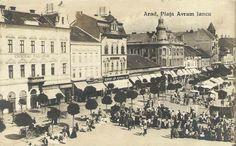 Avram Iancu square in Arad Romania, Louvre, Building, Places, Travel, Bucharest, Houses, Viajes, Buildings