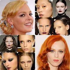 Cejas Nude, la tendencia en belleza Otoño-Invierno 2012-2013