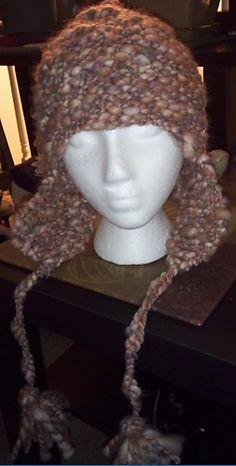 a75b7a8585e Ravelry  Super Quick Earflap pattern by Galina Fedtchenko Knitted Hats