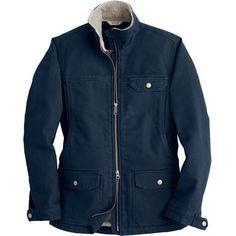 Women's Fire Hose Iron Range Jacket $109