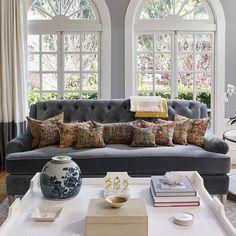 Living room styling - Home Decoration Piece A Vivre, Deco Design, Salon Design, Interior Exterior, Art Deco, Office Interiors, My Dream Home, Dream Homes, Interiores Design
