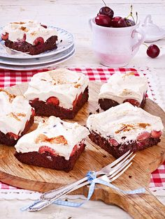 Die Zimtnote macht den Blechkuchen besonders köstlich!