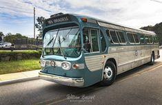 Service Bus, Public Service, Retro Bus, Buses And Trains, 365 Photo, Dream Machine, Busses, New Jersey, Cleveland