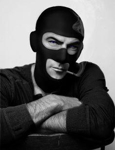 TF2 characters photoshop: Spy - 9/10