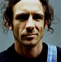 Chuck Palahniuk, the author of Fight Club. One of my all time favorite authors. Riveting and edgy, I can never put his novels down.