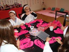 """Photo 1 of 28: Monster High / Birthday """"Spa Party - Festa Spa """" 