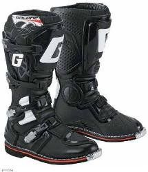 Gaerne GX-1 Motocross Boots – Black (Size 10 – 45-5213) | Motorcycle Boots SuperStore