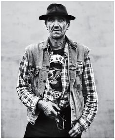 Andrew Shaylor's Hell's Angels Portraits Reveal Softer Side To Biker Gang | The Huffington Post