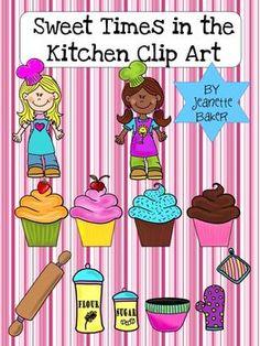 Free! Cupcake Clip Art