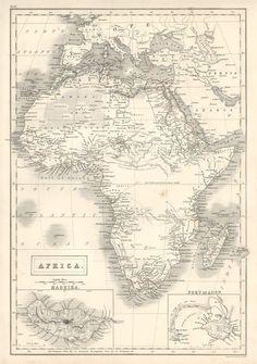 Africa, 1846