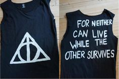 Harry Potter Shirt. awe love harry potter so much!!!