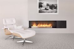FLA XT is the most comfortable and low-maintenance fireplace on the market. This automatic bio fireplace with an external fuel tank and a control panel is an ideal solution for the customer who values…