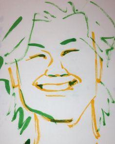 いいね!7件、コメント1件 ― @1mindrawのInstagramアカウント: 「#1mindraw #kazlaser #カズレーザー #メイプル超合金 #19840704 #birthday #誕生日 #portrait #筆ペン画」