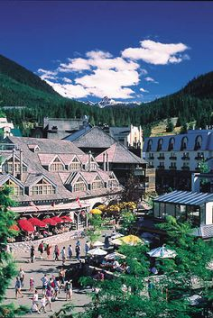 Whistler, Canada....so pretty!