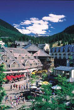 Whistler, Canada....so pretty!
