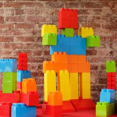 MASSBRICKS 121 Piece Set now featured on Fab.