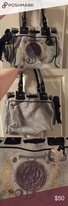 Juicy Couture Daydreamer Tote Juicy Couture Daydreamer tote in excellent condition. Both interior and exterior are pristine. Juicy Couture Bags Totes