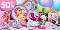 My Little Pony Party Supplies - My Little Pony Birthday-Party City @Jess Pruett