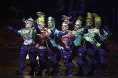 Image result for cirque du soleil alegria