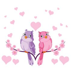 Birds Cartoon Clip Art