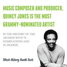 Black History Month Facts.