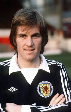 Kenny Dalglish of Scotland. (Apps Goals Debut against Belgium at Pittodrie in Retro Football, Vintage Football, Football Soccer, Best Football Players, Football Cards, Soccer Players, Liverpool Football Club, Liverpool Fc, Fifa