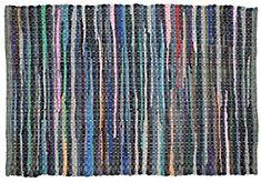 Тряпичные коврики обычно включают иглы и нити. Эта модель не! Все, что вам нужно сделать тряпичную ковер-это ткань, ножницы, и немного терпения.