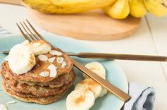 Vegan Havermout Pannenkoeken (zonder ei)