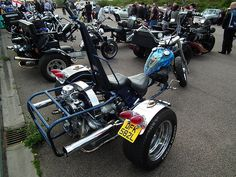 VW Chopper Trike rear | Flickr - Photo Sharing!