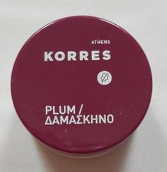 Korres, Plum, Lip Butter, review, details up on the blog