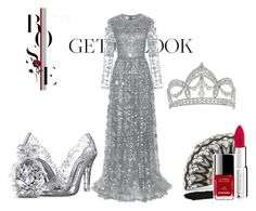 """""""Get the Look: Met Gala 2016"""" by patricia-borneman-dagle ❤ liked on Polyvore featuring Valentino, Harry Winston, Dolce&Gabbana, Victoria's Secret, Judith Leiber, Givenchy, Chanel, GetTheLook and MetGala"""