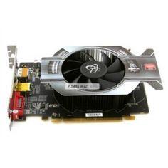 XFX HD-667X-ZWF4 Radeon HD6670 1GB GDDR5 PCIE Video Card Fan Cooler HDMI/DisplayPort/DVI by XFX. $93.74