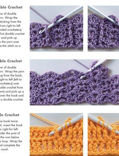 The complete photo guide to crochet, 2nd edition by hopesol