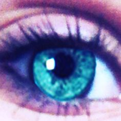 My eyeball :)