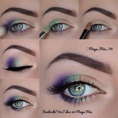 Pictorial  I used Coastal Scents 252 Ultimate Palette for this look, @Flutterlashesinc... | Use Instagram online! Websta is the Best Instagram Web Viewer!