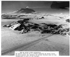 Historical photos from Antarctica