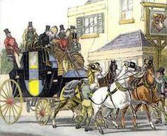 A Grim Reality: The Life of a Coach Horse in the Regency Era Coach Travel, Painting People, Regency Era, Horse Drawn, Historical Romance, Victorian Era, Victorian Fashion, Jane Austen, Transportation