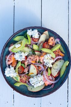 Good Healthy Recipes, Vegetarian Recipes, Cooking Recipes, Food N, Food And Drink, Waldorf Salat, Nordic Recipe, Creme, Tapas