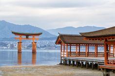 """Itsukushima Shrine- Miyajima Island's """"Floating"""" Shrine"""