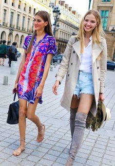 Vem conferir os looks de moda rua da Semana de Moda   Masculina de Paris.
