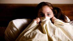 você nunca deve assistir filme de terror antes de dormir
